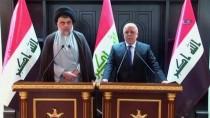 PARLAMENTO SEÇİMLERİ - Irak Başbakanı İbadi Ve Mukteda Es-Sadr'dan Koalisyon Sinyali