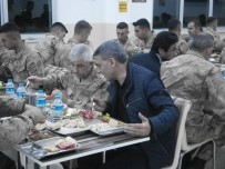TUGAY KOMUTANI - Jandarma Genel Komutanı Çetin'den Tatvan Ziyareti