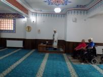 MUSTAFA BÜYÜKYAPICI - Karacasu'da En Kapsamlı Engelsiz Cami Törenle Açıldı