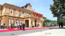 BÜYÜKELÇİLER - Karadağ Cumhurbaşkanı Djukanovic Yemin Ederek Göreve Başladı