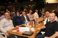 TIP FAKÜLTESİ ÖĞRENCİSİ - Kayseri Tabip Odası, İntern Doktorla İftar Yemeğinde Bir Araya Geldi