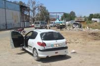 TİCARİ ARAÇ - Manavgat'ta Trafik Kazası Açıklaması 1 Yaralı
