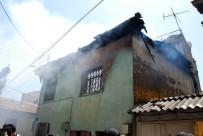 RIYAD - Manisa'da Kahreden Yangın Açıklaması 2 Kardeş Yanarak Can Verdi