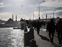 MARMARA BÖLGESI - Marmara'da sıcaklıklar azalıyor
