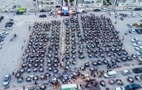 OSMAN GAZI - Meram'da İftar Sevinci Aynı Sofrada Paylaşılıyor