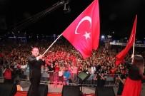 BAŞ AĞRISI - Mersin'de Ferhat Göçer Konseri