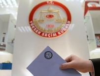 RESMI GAZETE - Milletvekili aday listelerinde yarın son gün