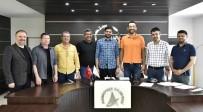 AHMET ÖZTÜRK - Muratpaşa Belediyespor'un Genel Kurulu Gerçekleşti