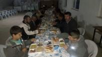 ODUNPAZARI - Odunpazarı'nda İftarlar Hem Merkezde Hem Köylerde