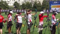 GÜMÜŞ MADALYA - Okçuluk Açıklaması Dünya Kupası