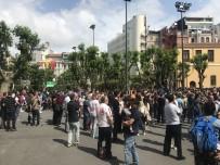 GALATASARAY LISESI - (Özel) Galatasaray İlkokulu'na 50 Öğrenci İçin 6 Bin Başvuru