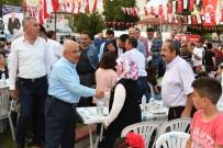 AŞıK SEFAI - Ramazan Sofrası Silifke'de Kuruldu