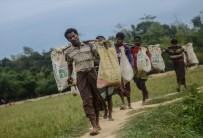 MÜLTECI - Rohingya Müslümanları'nın ölümden açlığa kaçışı