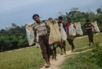 MÜLTECI - Rohingya Müslümanlarının Ölümden Açlığa Kaçışı