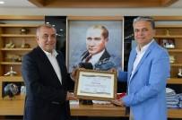 ASPENDOS - Rotary Kulüpleri'nden Uysal'a Teşekkür
