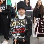 TOPLUMSAL OLAYLAR - Sivas'ta 'Çerkes Sürgünü' Protesto Edildi