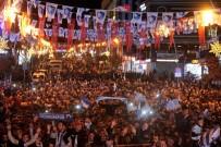 TEZAHÜRAT - Süper Lig'e Çıkan BB. Erzurumspor'a Muhteşem Karşılama