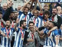 ÇAYKUR RİZESPOR - Süper Lig'e yükselen son takım belli oldu