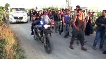 Şüpheli Aracı Kovalayan Polis Ekibi Kaza Yaptı