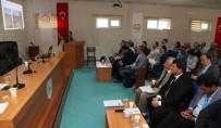 KÜRESEL ISINMA - Tarımsal Kuraklık İl Kriz Yönetimi 2018 Yılı Toplantısı Yapıldı