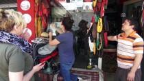 ÇARıKLAR - 'Teke Yöresi Çarığı' Tunahan Ustayla Hayat Buluyor