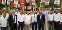 MİLLETVEKİLİ SAYISI - Tire MHP'den 2 Bin Kişiye İftar
