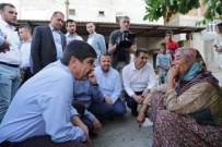 İBRAHIM AYDıN - Turizm Çalışanlarını Küçük Taksitlerle Ev Sahibi Yapacak Konutların İnşaatı Başladı