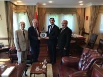 BAKAN YARDIMCISI - Uludağ Üniversitesi'nden Kardeş Ülkeye İşbirliği Ziyareti