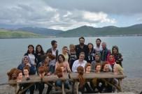 HASAN KESKIN - Van Gölü Sahilinde Kuaför Eğitimi
