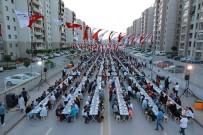YAVUZ SULTAN SELİM - Yavuz Sultan Selim'de Bin 500 Kişilik İftar