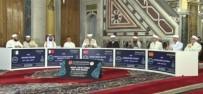 DIYANET İŞLERI BAŞKANLıĞı - 6.Uluslararası Hafızlık Ve Kuran-I Kerimi Güzel Okuma Yarışmasının Açılışı Fatih Camii'nde Yapıldı
