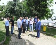 OSMANGAZI BELEDIYESI - Abdal Murat Mahallesi'ne Yeni Meydan