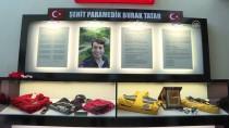 SEYFETTIN AZIZOĞLU - Afrin Şehidinin Adı 112 Komuta Kontrol Merkezine Verildi