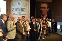 AHMET HAMDİ TANPINAR - Ahmet Hamdi Tanpınar Ödülleri Sahiplerini Buluyor