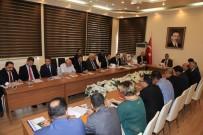 AYKUT PEKMEZ - Aksaray'da Bağımlılık İle Mücadele Koordinasyon Kurulu Toplantısı Yapıldı