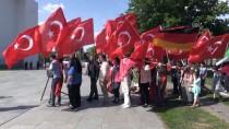 SIYAH ÇELENK - Almanya'ya Kampanya Yasağı Tepkisi