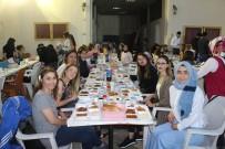 CIHANGIR - Altıntaş'ta Üniversite Öğrencilerine İftar