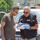 BENZIN - Antalya'da Saniye Saniye Aracın Benzinle Yakılma Anı