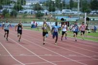 TÜRKİYE ATLETİZM FEDERASYONU - Atletizm Süper Lig 1. Kademe Yarışları Sona Erdi