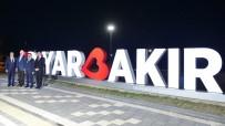 İÇİŞLERİ BAKANI - Bakan Soylu Diyarbakır'da İncelemelerde Bulundu