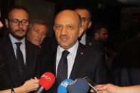 YEREL SEÇİMLER - Başbakan Yardımcısı Işık Açıklaması 'Listeye Giremeyenlerde Burukluk Olur Ama Kırgınlık Olmaz'