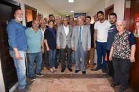 KADİR ALBAYRAK - Başkan Albayrak Oda Başkanları İle Buluştu