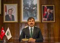 ŞEHADET - Başkan Asya'dan Taziye Mesajı