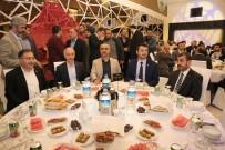 SAMI AYDıN - Başkan Aydın 'Vefa İftarı'na Katıldı