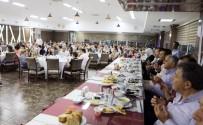 MIHENK TAŞı - Başkan Karabağ, Balıkesirlilerle Oruç Açtı