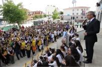 MUSTAFA GÜLER - Başkan Köşker, Mimar Sinan Mahallesi'ni Ziyaret Etti