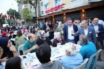 ATİLA AYDINER - Bayrampaşa Belediyesi Komşuları İftarda Buluşturuyor