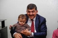RıDVAN FADıLOĞLU - Belediye Başkanı Fadıloğlu, Evlere Konuk Oluyor