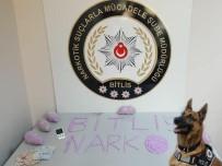 BİTLİS - Bitlis'te 11 Bin Adet Uyuşturucu Hap Ele Geçirildi
