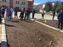 BİTLİS - Bitlis'te 'Bocce' Sporu